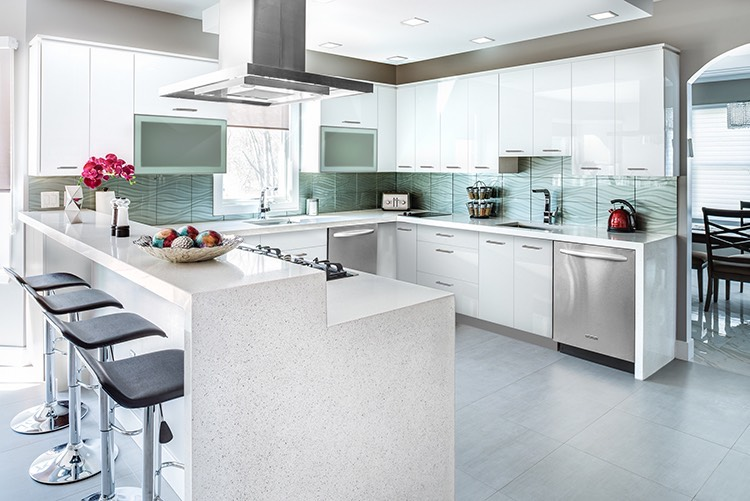 Fabuwood The Advantages Of A High Gloss Kitchen Design Special