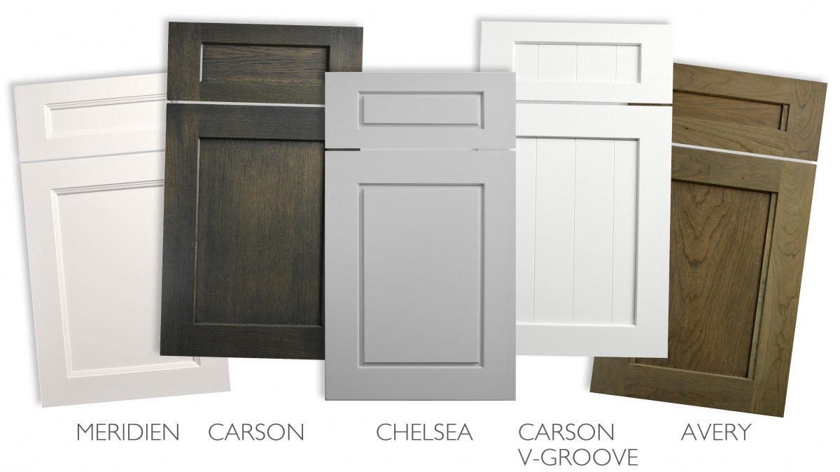 Different Cabinet Styles Avery