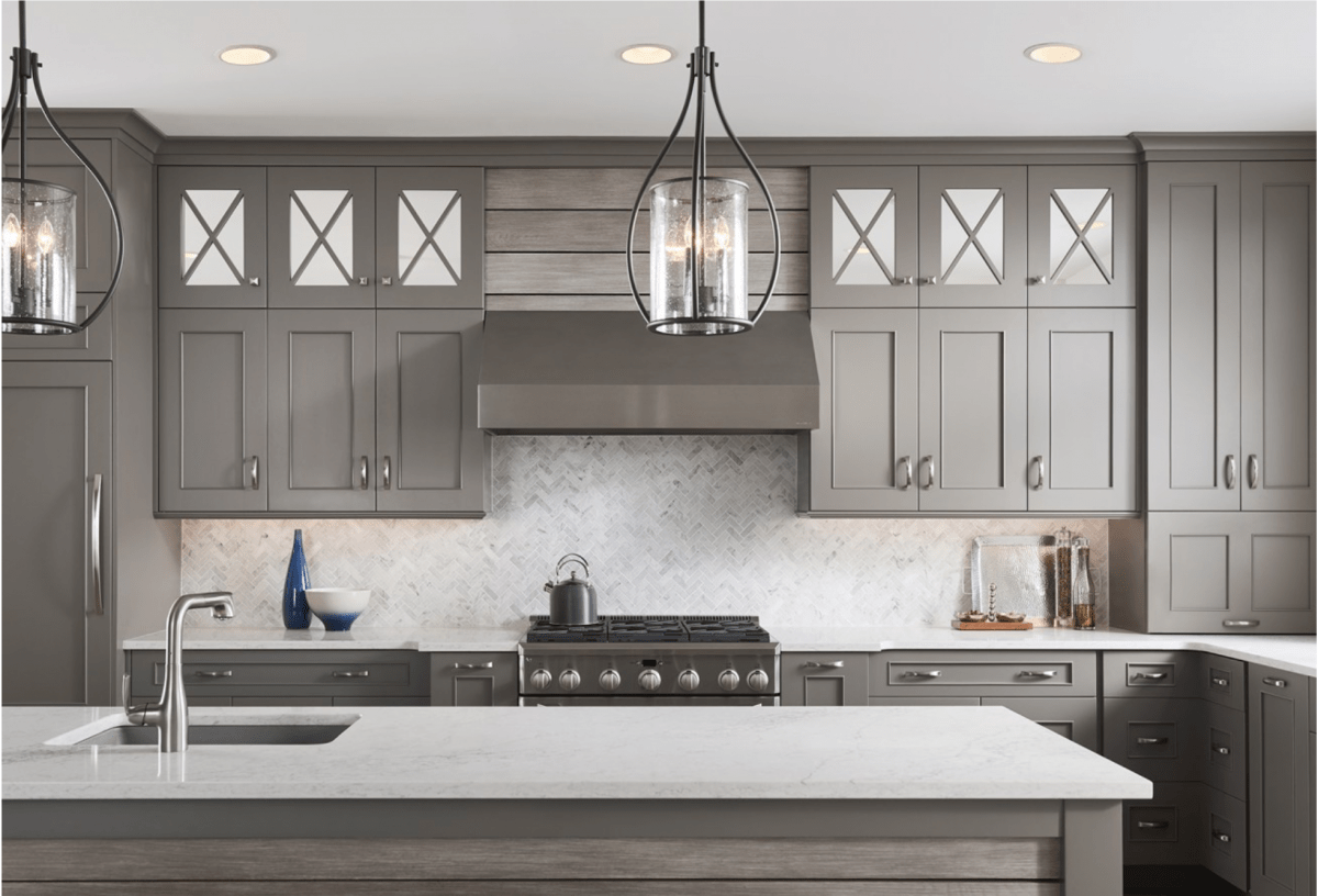 Medallion Top Kitchen Trends