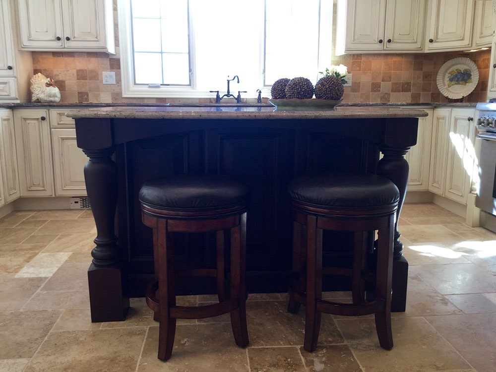 Bar Chairs with Kitchen Counter