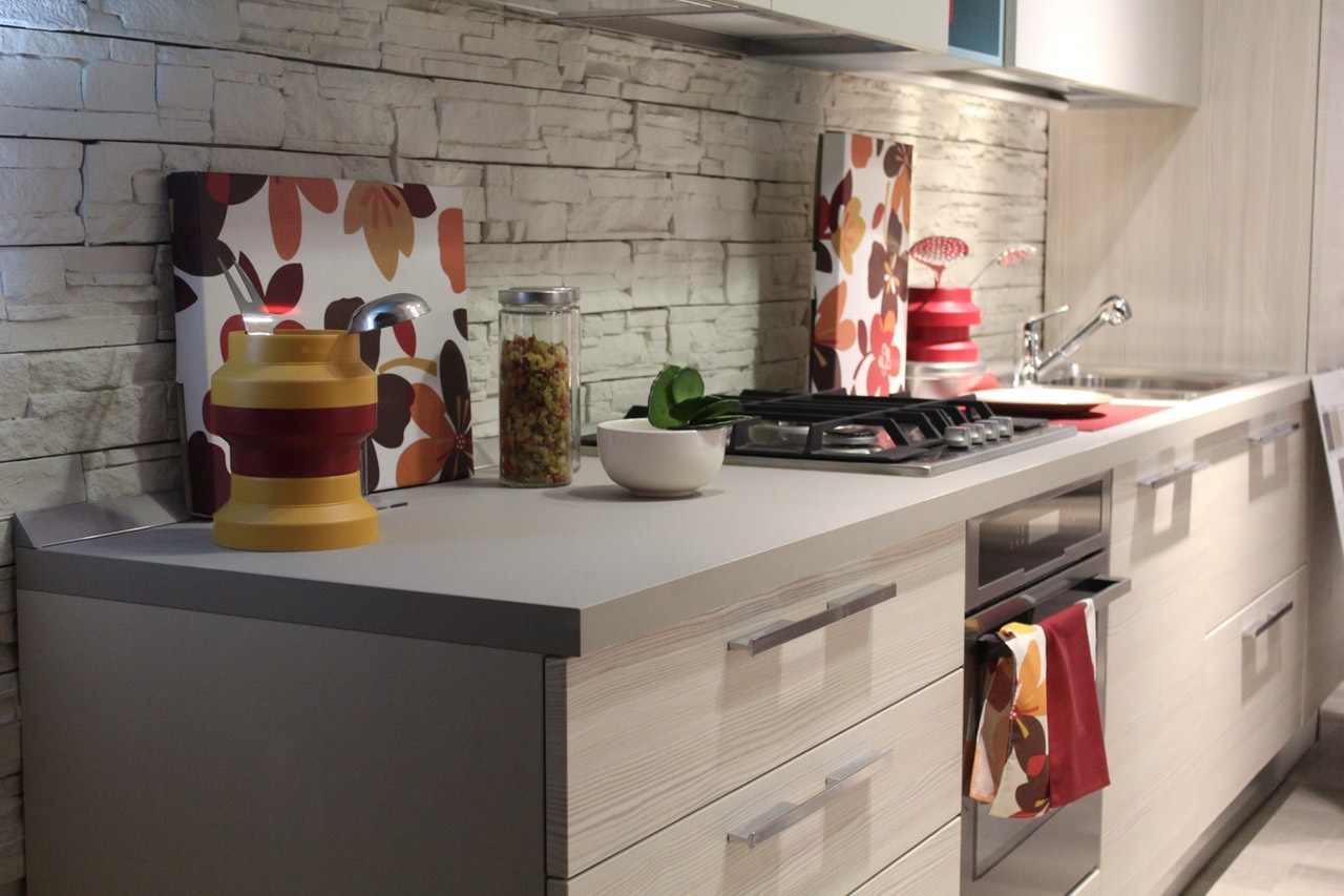 Get Creative with These Kitchen Backsplash Ideas