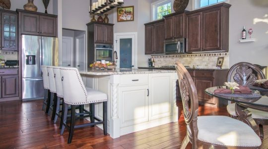 Traditional vs. Transitional Kitchen Designs