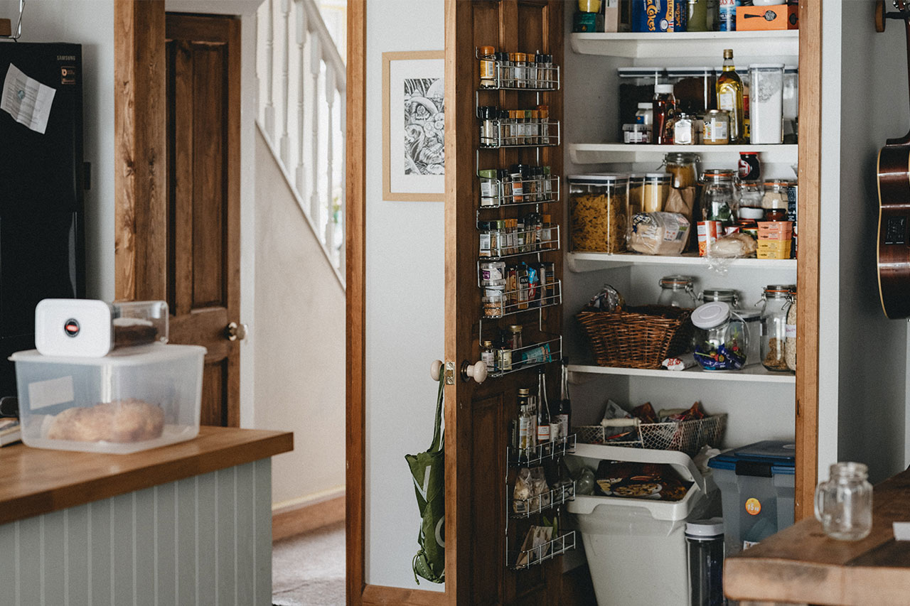 Organize Your Pantry Like Marie Kondo