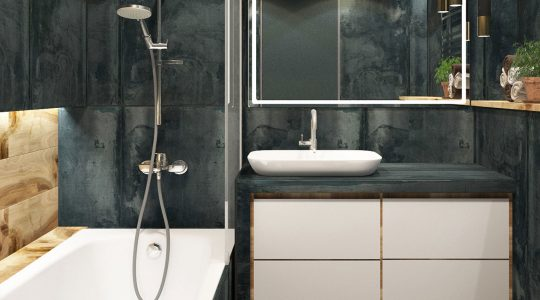 Redesigning Your Bathroom: Showers vs. Bathtubs