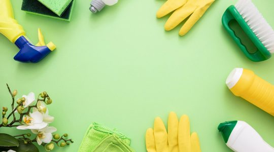 The Ultimate 2021 Spring Cleaning Checklist