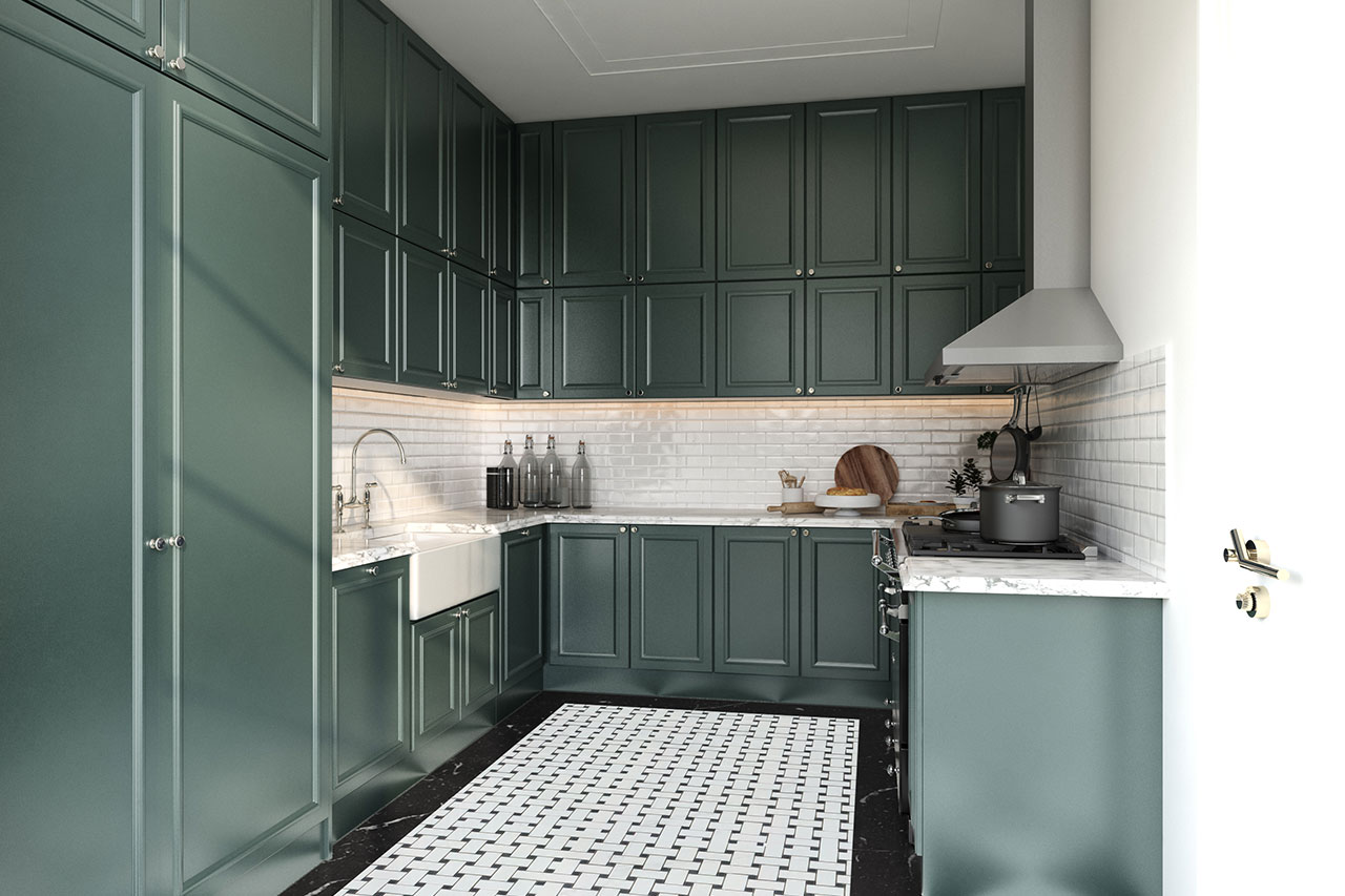 Should I Add Floor-to-Ceiling Cabinets to My Kitchen?