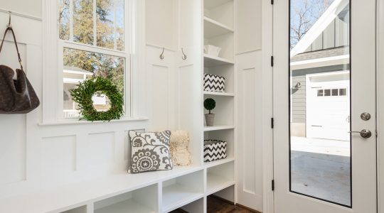 Thinking About Adding Cabinets to Your Mudroom?